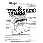 Whirlpool RS576PXP User's Manual