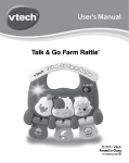 VTech Two-Way Radio 91-002534-005 User's Manual