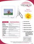 VistaQuest VQ PictureView User's Manual