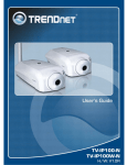 TRENDnet TV-IP100W-N User's Manual
