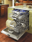 Thermador Dishwasher DWHD651GFP User's Manual