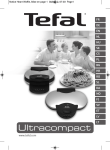 TEFAL WM310D11 Instruction Manual