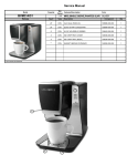 Sunbeam Coffeemaker BVMC-KG1 User's Manual