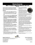 Stanley Black & Decker 2005 Series User's Manual