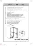 Smeg CR325A Installation Instructions