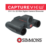Simmons Optics CV-1 User's Manual