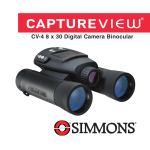 Simmons Optics CV-4 User's Manual