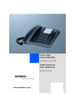 Siemens HiPath 5000 RSM User's Manual