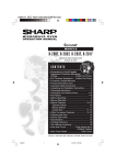 Sharp R-201F User's Manual