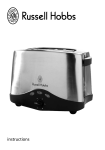 Russell Hobbs HALO L5061620 User's Manual