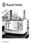 Russell Hobbs 643-114 User's Manual