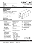 Raypak 992B-1532B User's Manual