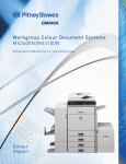 Pitney Bowes DANKA MX2600N User's Manual