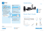 Philips HTS3156/93 User's Manual