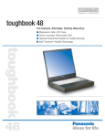 Panasonic Toughbook 48 User's Manual