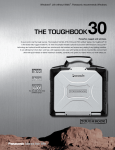 Panasonic Toughbook 30 User's Manual