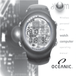 Oceanic ATOM 2.0 User's Manual