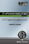 Nvidia NFORCE 680I User's Manual