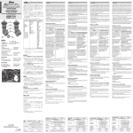 Nikon DR-5 User's Manual