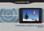 Nextar T30 User's Manual