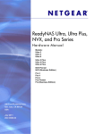 Netgear RNDP6310 User's Manual