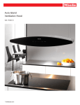 Miele DA 7000 D Aura Specification Sheet