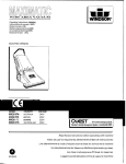 Maximatic MX28 IFA User's Manual