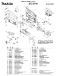 Makita M432 User's Manual