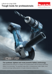 Makita Lithium-ion BDF451RFE User's Manual