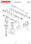 Makita 6922N User's Manual