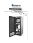 Liebert Integrated Secured Protection User's Manual