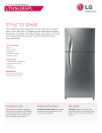 LG LTN16385PL Specification Sheet