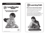 LeapFrog LeapReader Junior Parent Guide & Instructions