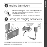 Kodak EASYSHARE M380 User's Manual