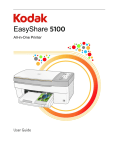 Kodak EasyShare 5100 User's Manual
