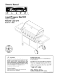 Kenmore 141.1686 User's Manual