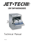 Jettech Metal Products X-32 User's Manual