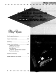 Jenn-Air CVGX242 User's Manual