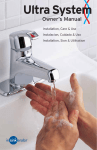 InSinkErator FAUCET User's Manual