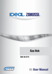 IDEAL INDUSTRIES IZGS 68 ICTX User's Manual