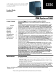 IBM X3500 User's Manual