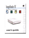IBM Ricoh ImageReader FB 2400 dpi User's Manual