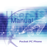 i-mate PDA2 User's Manual