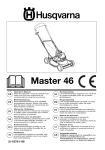 Husqvarna 5118761-06 User's Manual