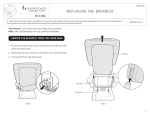 Human Touch Indoor Furnishings Massage Chair User's Manual