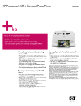 HP PhotoSmart A516 User's Manual