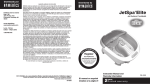 HoMedics FB-300 Downloadable Instruction Book