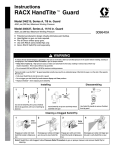 Graco 309640A User's Manual