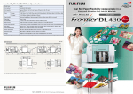 Fujifilm Printer DL430 User's Manual