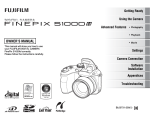 Fujifilm S1000 Owner's Manual